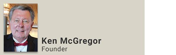 Ken McGregor - Founder